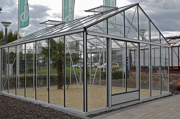 kasvuhoone Euro-Plus