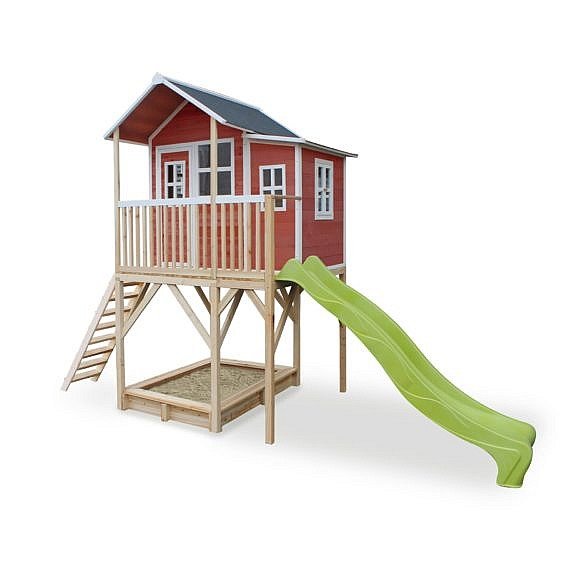 mängumaja_exit-loft-750-wooden-playhouse-red
