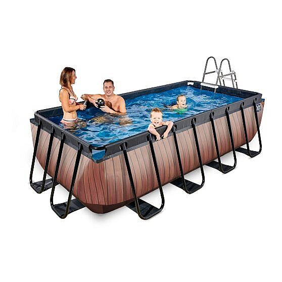 exit-wood-pool-400x200x100cm-with-filter-pump-brown_02